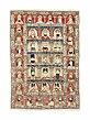 A Kashan 'Mohtasham' pictorial rug, central Persia, circa 1900.jpg