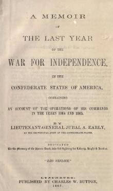 A Memoir of the Last Year of the War for Independence in the Confederate States of America.djvu