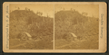 A log cabin, by H. A. Mills.png