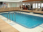 A pool of the luxurious passenger liner Nippon-maru.JPG
