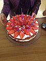 A strawberry birthday cake IMG 3748.jpg