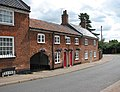 A terrace of town houses in Bridge Street - geograph.org.uk - 1418991.jpg