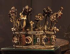 Aachen Germany Domschatz Crown-Margaret-of-York-01.jpg