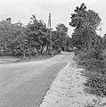 Aanleg en verbeteren van wegen, dijken en spaarbekken, gagelweg, Bestanddeelnr 161-0931.jpg
