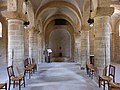 Abbatiale de Romainmôtier - Chapelle Saint Michel.jpg
