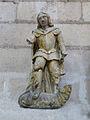 Abbaye Saint-Germain d'Auxerre-Saint Georges terrassant le dragon.jpg