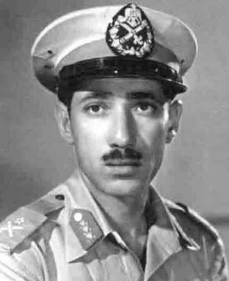 Ministry of Defence and Military Production - Image: Abdel Hakim Amer, 1955