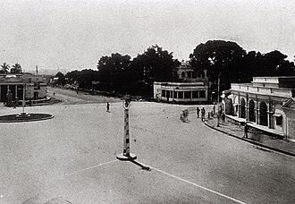 Abids - Abids Circle circa 1934
