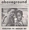 Aboveground Cover May 1970.jpg