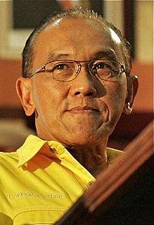 Aburizal Bakrie Indonesian politician and businessman