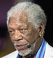 Academy Award-winning actor Morgan Freeman narrates for the opening ceremony (26904746425) (cropped) 4.jpg