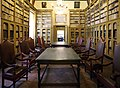 Accademia etrusca, biblioteca settecentesca, 03.jpg