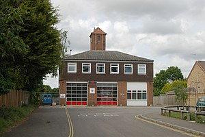 Acle - Image: Acle fire station geograph.org.uk 1395072