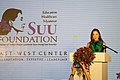 Actress Michelle Yeoh Speaks at the Suu Foundation Launch (13037693004).jpg