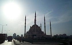 Sabancı Mosque in Adana