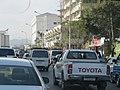 Addis Abeba Äthiopien Verkehr 2018.jpg