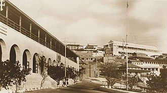 Colony of Aden - British Forces headquarters