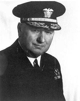 Edward C. Kalbfus - Admiral Edward C. Kalbfus