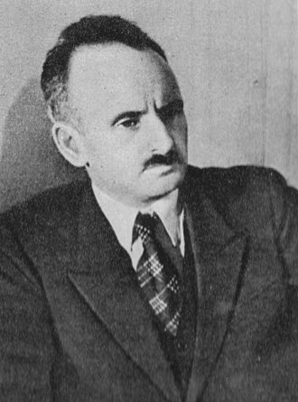 Adolf Berman - Image: Adolf Berman 1