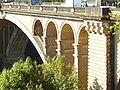 Adolphe bridge in Luxembourg city 2007 03.JPG