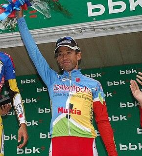 Adrián Palomares Spanish bicycle racer