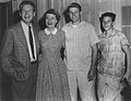 Adv of Ozzie and Harriet Nelson Family 1955.jpg