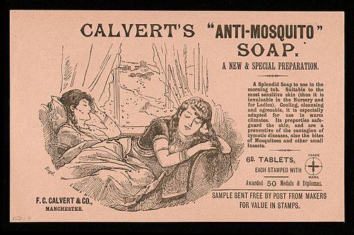 Advert for Calvert's