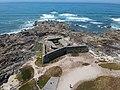 Aerial photograph of Forte do Cão (5).jpg