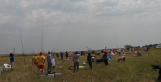 Free flight (model aircraft) - 2007 FAI Free Flight World Championships in Odessa, Ukraine