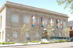 African American Museum and Library at Oakland - Image: African American Museum and Library at Oakland (2008)