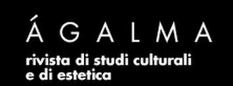 Agalma (journal) - Agalma Title