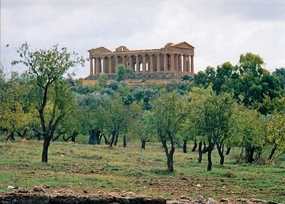 Tempio - Agrigento