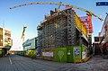 Ainoa under construction in Tapiola, Espoo (February 2016).jpg