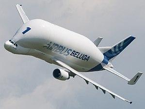 Airbus Beluga - Image: Air Expo 2014 Beluga 02 (cropped)