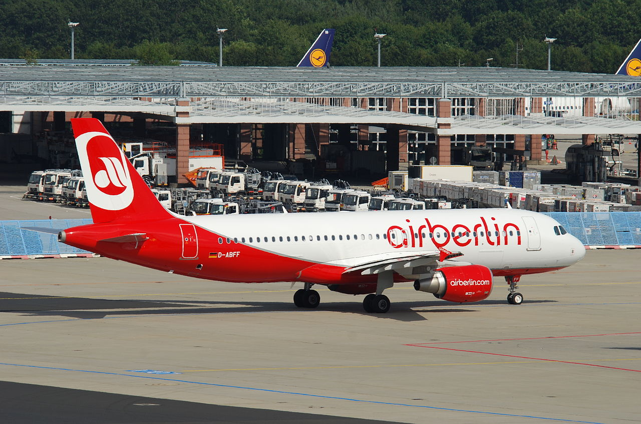 Airberlin Frankfurt