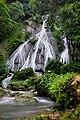 Air Terjun Talaga Pange manawarkan keindahan air terjun yang masih alami.jpg