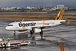 Airbus A320-232 'B-50011' tigerair Taiwan (33981306008).jpg