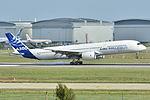 Airbus A350-900 XWB Airbus Industries (AIB) MSN 001 - F-WXWB (10498312245).jpg