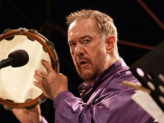 Airto Moreira Brazilian drummer and percussionist