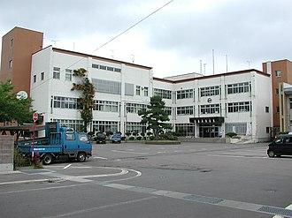 Ajigasawa, Aomori - Ajigasawa Town Hall
