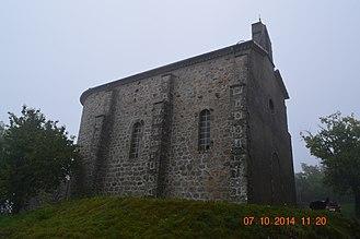 Ajoux - Ajoux Church