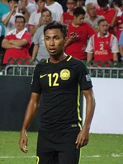 Akram Mahinan Footballer