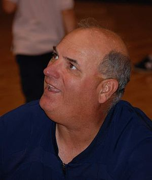 Al Borges - Borges at Auburn Fan Day in 2007.