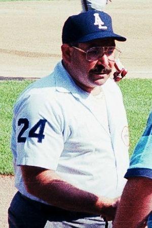 Al Clark (umpire) - Clark in 1992