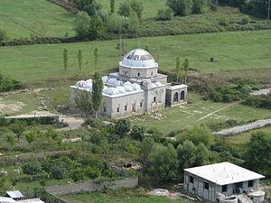 Lead Mosque, Shkodër - Image: Albania Lead Mosque 01