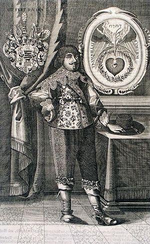 Albert IV, Duke of Saxe-Eisenach - Image: Albrecht von Sachsen Eisenach