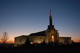 Albuquerque New Mexico Temple sunset by a4gpa.jpeg