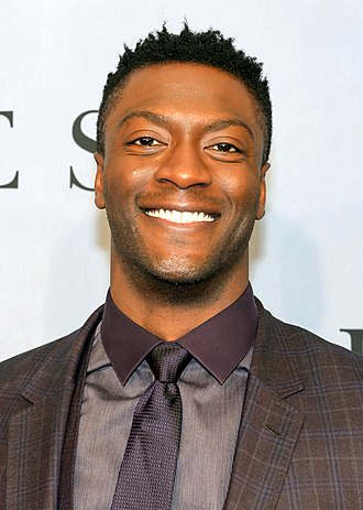 Aldis Hodge - Hodge at the premiere of Hidden Figures in December 2016