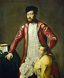 Alessandro Alberti with a Page G-05336-001.jpg