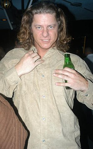 Alex Sanders (actor) - Sanders at an LA Direct Model's party, December 2005